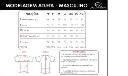tabela de medidas atleta masculino 1